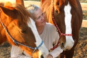 Marciaandherfavoritehorses