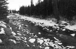 YellowstoneRiverwinter